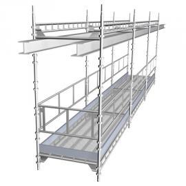 system scaffold diagram