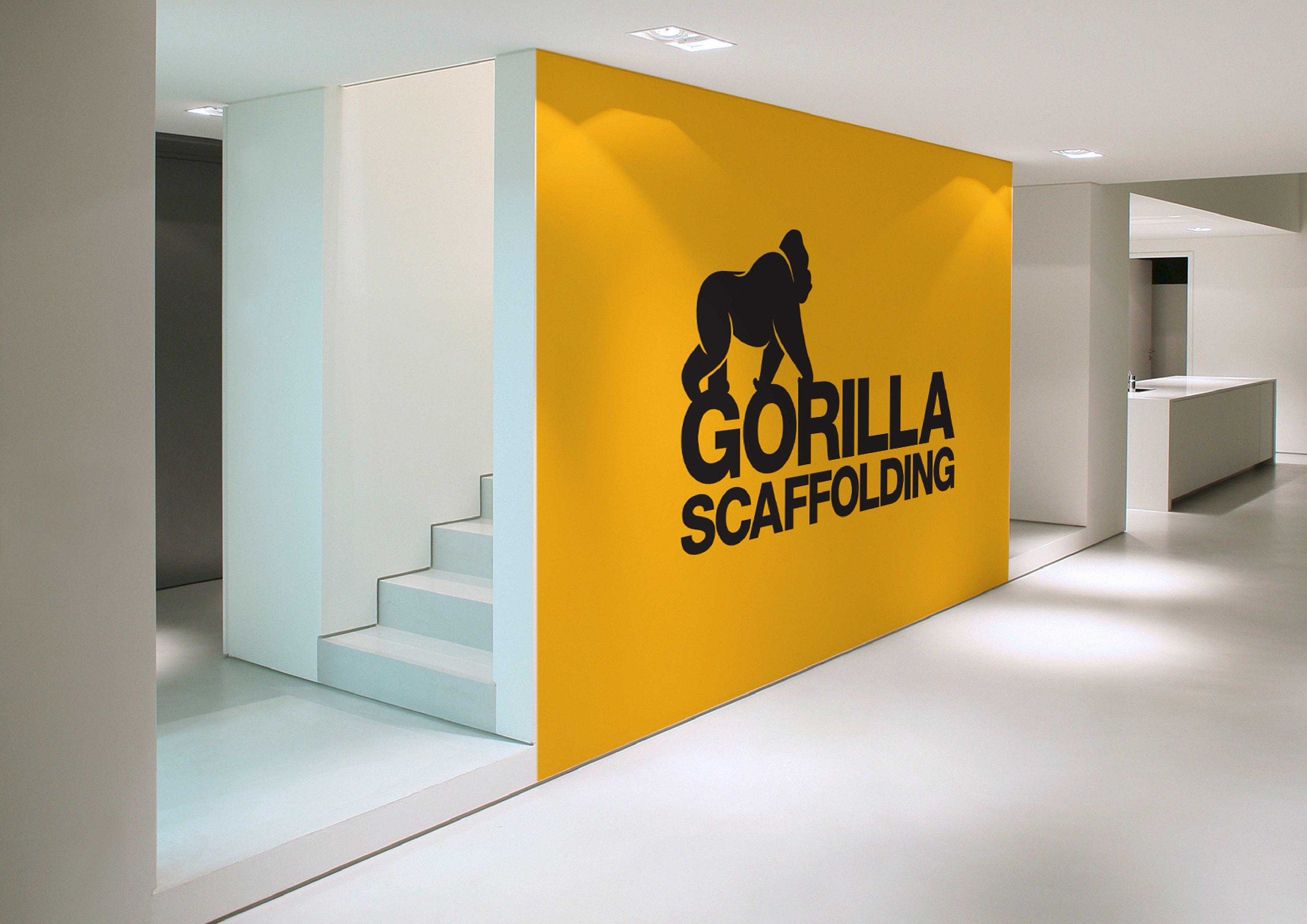Gorilla Scaffolding - Walls