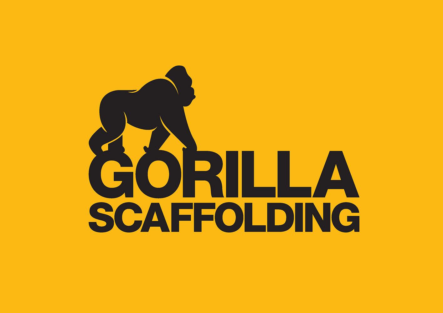 Gorilla Scaffolding Logo
