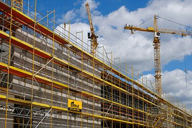 Gorilla scaffolding image