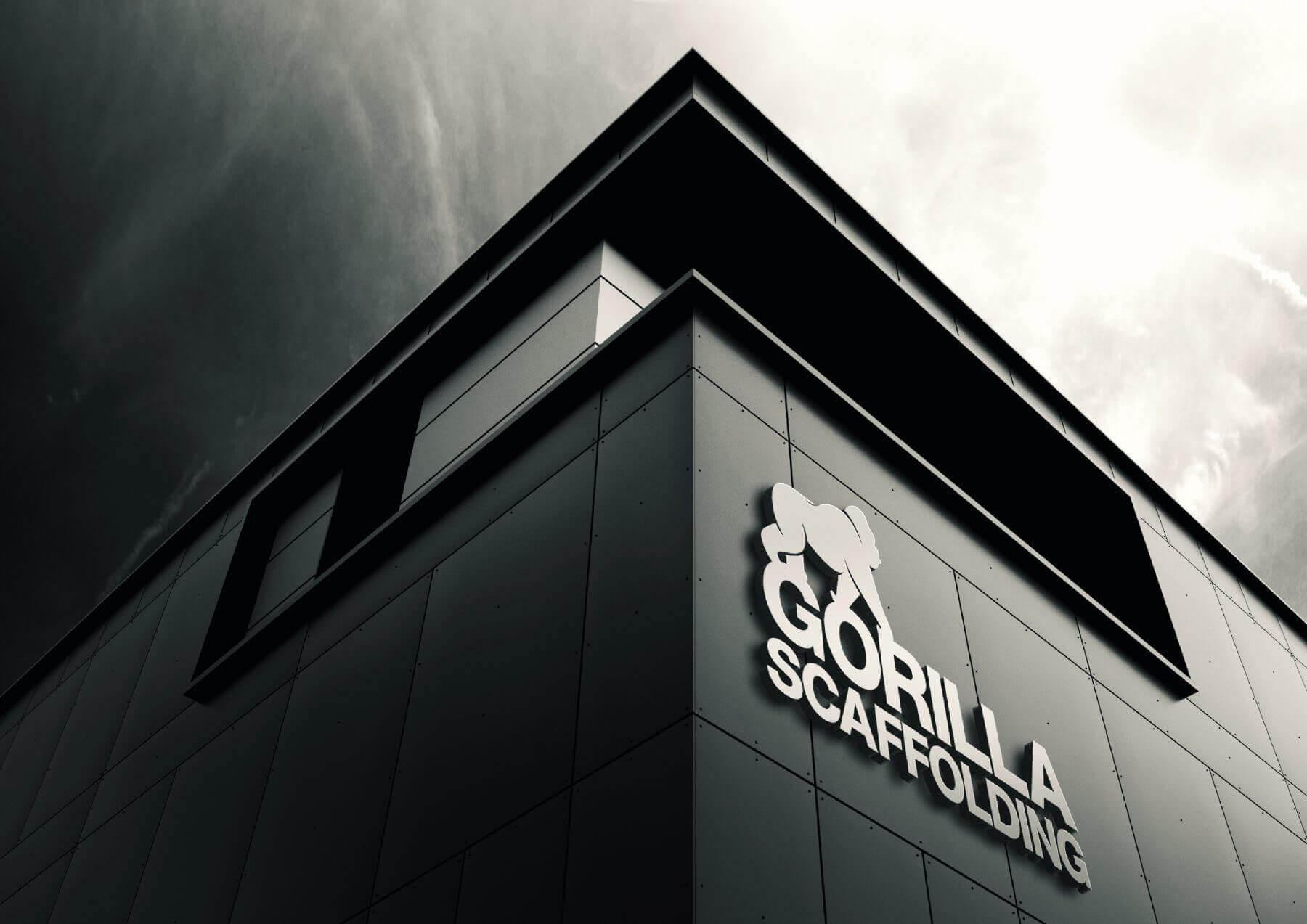 Gorilla Scaffolding Building