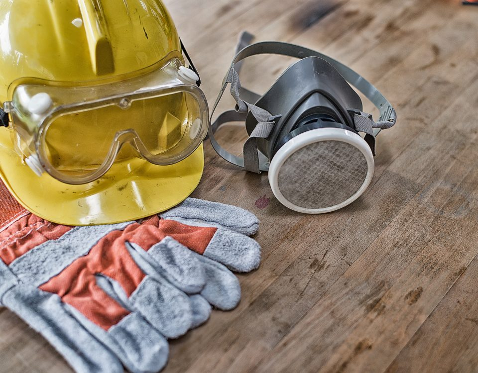 Essential Safety Equipment for Construction Workers