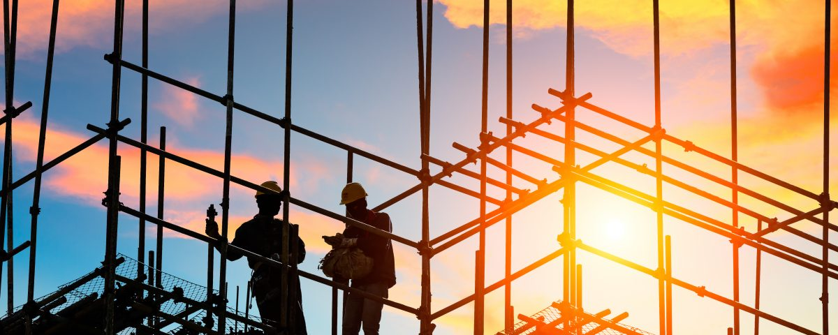 Construction Site Safety in Spring and Summer
