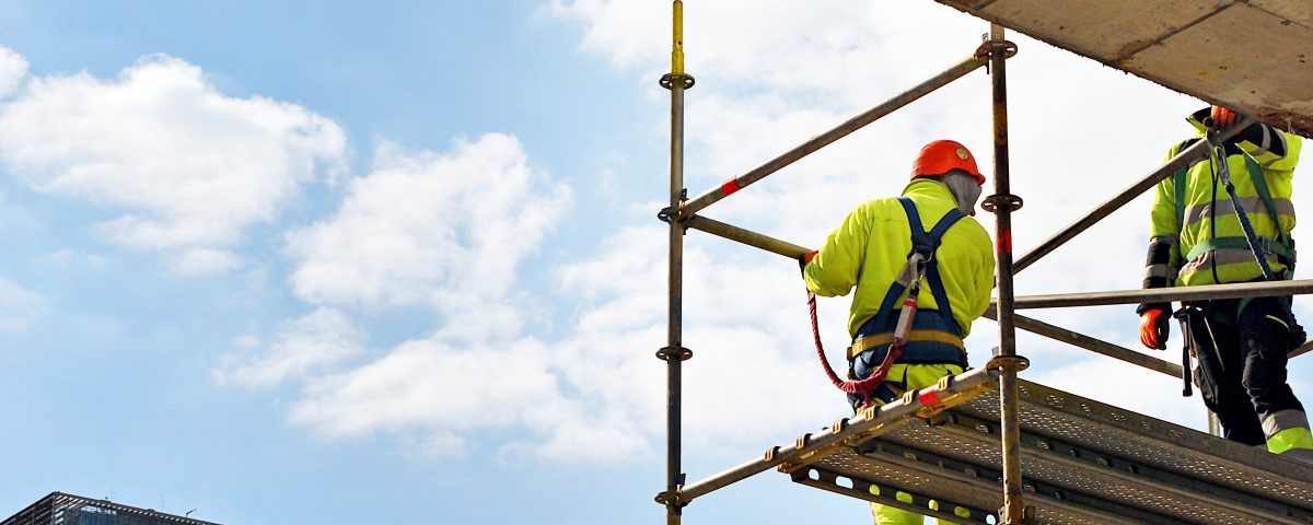 Preventing Falls From Working At Height